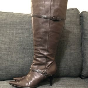 Kenneth Cole Reaction HeartBeat Leather Boots
